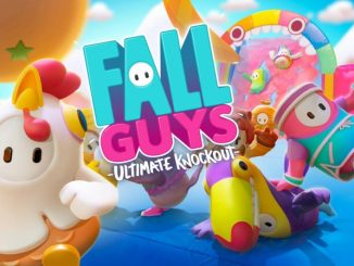 Fall Guys: Ultimate Knockout PS4 (Ps Plus free 8/2020)