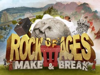 Rock of Ages III - Make and Break PS4