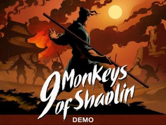 9 Monkeys of Shaolin PS4 demo