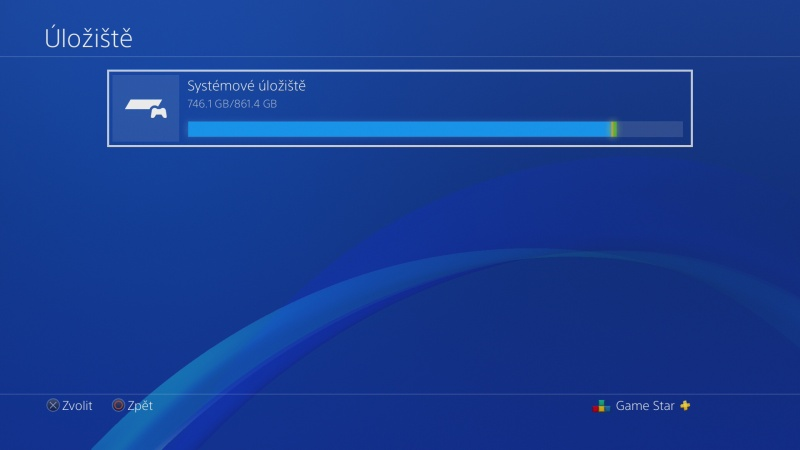 Jak nahrát fotky a videa z PS4 na USB disk 2