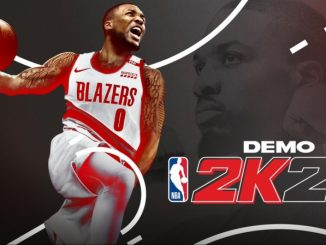 NBA 2K21 PS4 demo