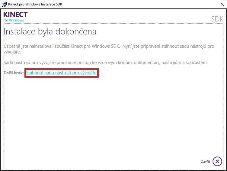 Kinect pro Windows SDK 2