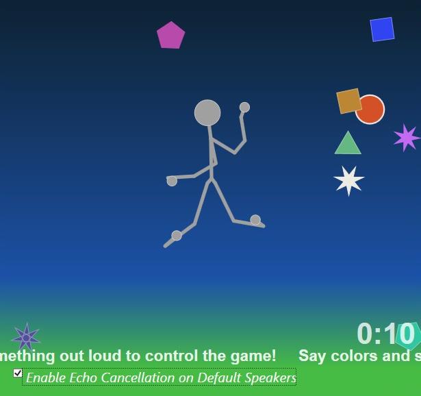 Hra ve Windows 10 na Kinect Xbox 360