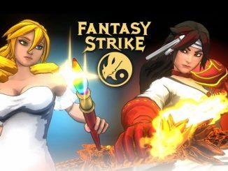 Fantasy Strike PS4