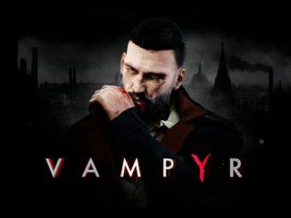 Vampyr PS4 (Ps Plus 10/2020)