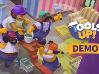 Tools Up PS4 demo