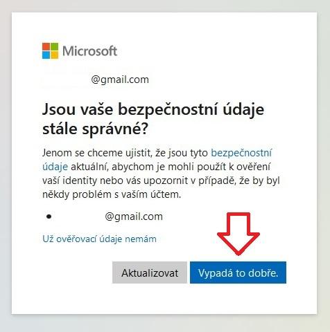 Minecraft na PS4 - přihlášení pomocí účtu Microsoft 5