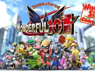 The Wonderful 101 PS4 remastered
