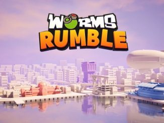 Worms Rumble PS4 (Ps Plus 12/2020)