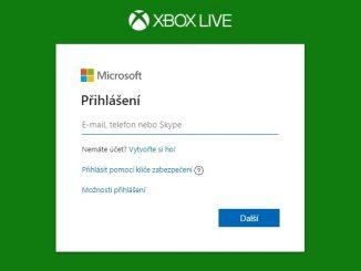 Změna jména na Xbox účtu 1