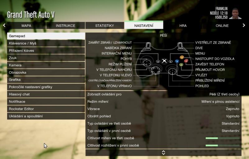 Grand Theft Auto V česká lokalizace