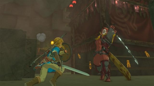 The Legend of Zelda: Breath of the Wild 3