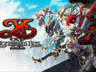 Ys IX: Monstrum Nox PS4 demo