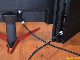 Propojení PS4 s monitorem přes HDMI