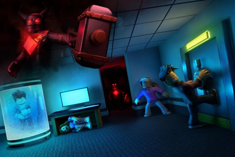 Roblox Flee the Facility
