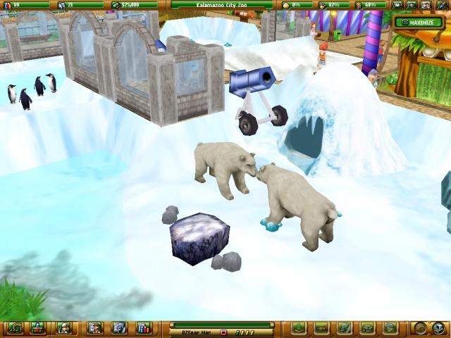 Zoo Empire hra 3