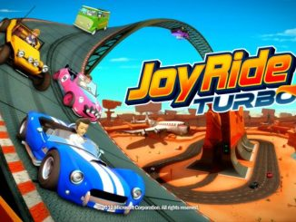 JoyRide Turbo Xbox360 trial demo
