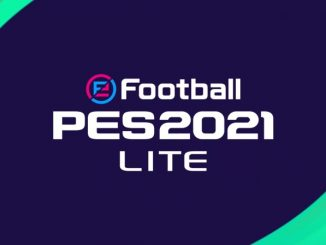 PES 2021 PS4 lite