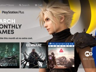 Playstation Plus hry březen 2021