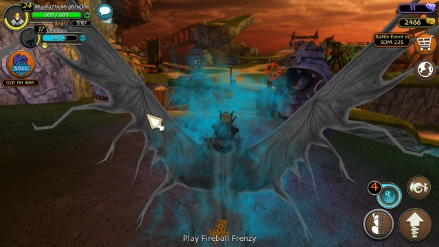 School of Dragon hra 2