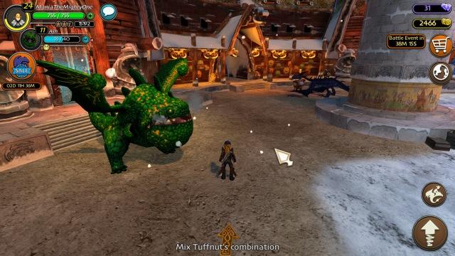 School of Dragon hra 3