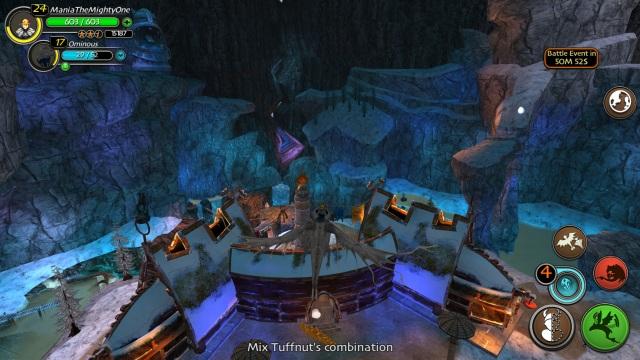School of Dragon hra 9