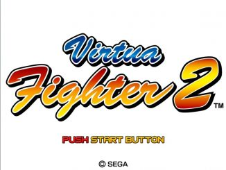 Virtual Fighter 2 Xbox 360 trial demo
