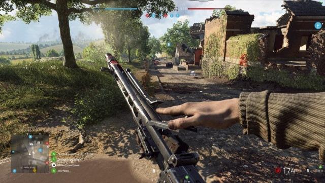 Battlefield V hra 4