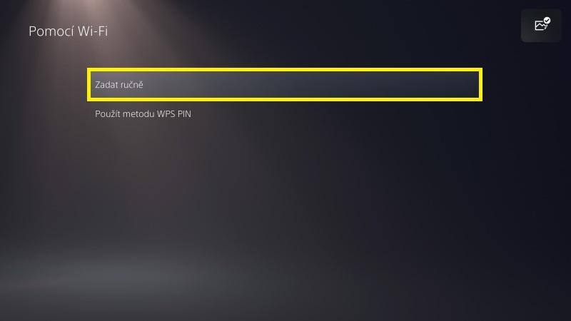 Jak nastavit Wi-Fi na herní konzoli PS5 - 9