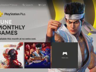 Playstation Plus hry červen 2021