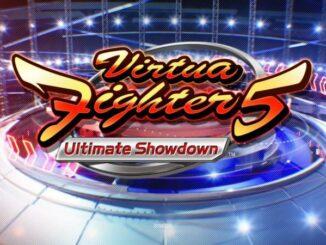 Virtua Fighter 5 Ultimate Showdown PS4