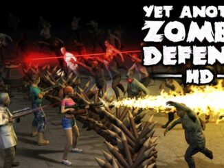 Yet Another Zombie Defense HD PS4