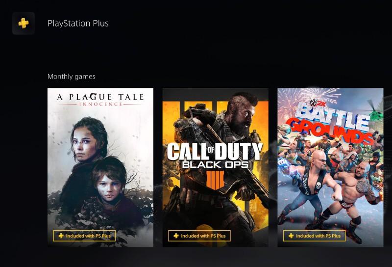 Ps Plus hry červenec 2021