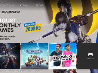 Ps Plus hry srpen 2021