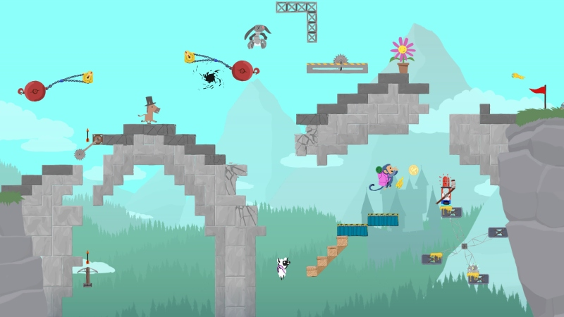 Ultimate Chicken Horse 2