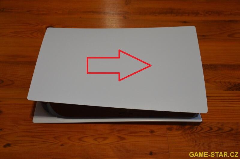 Jak otevřít PS5