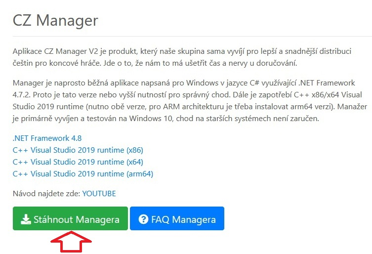 Cz Manager
