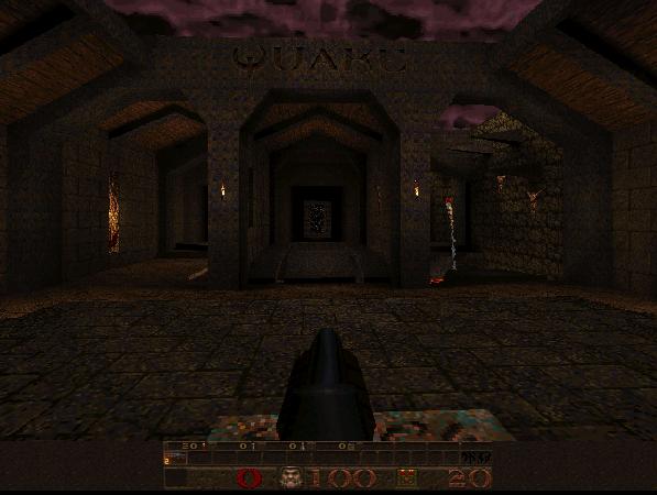 Quake je další legendární 3D střílečka